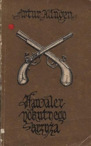Okładka książki Kawaler pokutnego krzyża