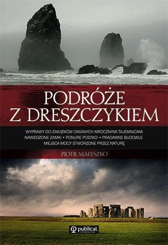 Okładka książki Podróże z dreszczykiem