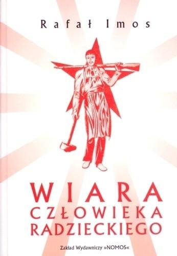Okładka książki Wiara człowieka radzieckiego
