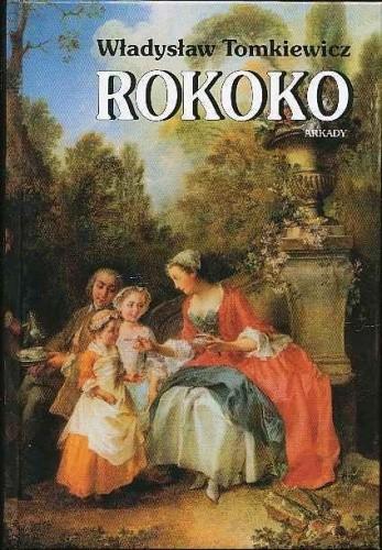 Okładka książki Rokoko