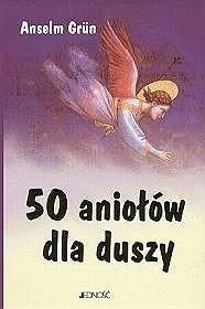 Okładka książki 50 aniołów dla duszy