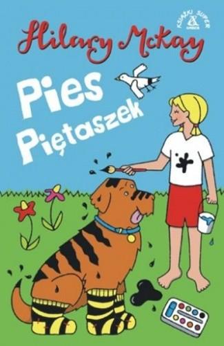 Okładka książki Pies Piętaszek