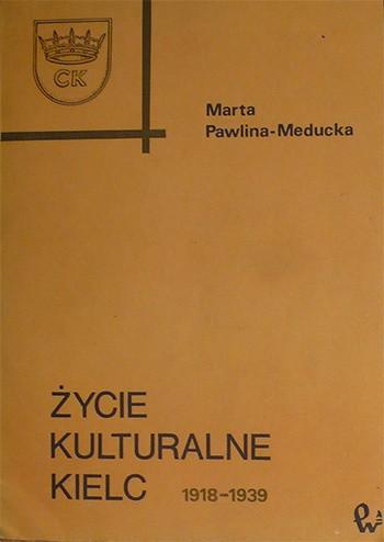 Okładka książki Życie kulturalne Kielc