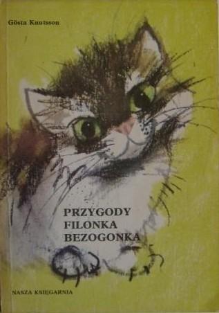 Okładka książki Przygody Filonka Bezogonka / Nowe przygody Filonka Bezogonka
