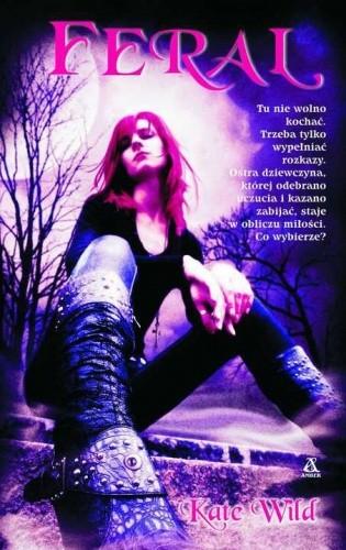 Okładka książki Feral