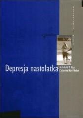 Okładka książki Depresja nastolatka