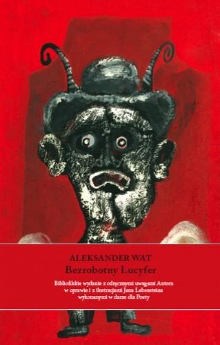 Okładka książki Bezrobotny Lucyfer