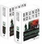 Okładka książki Socjologia kryminalistyczna tomy 1 i 2