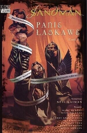 Okładka książki Sandman: Panie Łaskawe, cz. 1