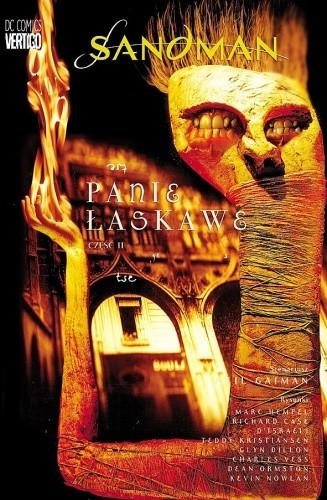 Okładka książki Sandman: Panie Łaskawe, cz.2