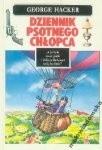 Okładka książki Dziennik psotnego chłopca