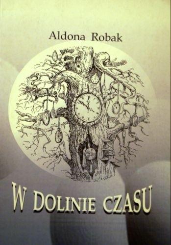 Okładka książki W dolinie czasu