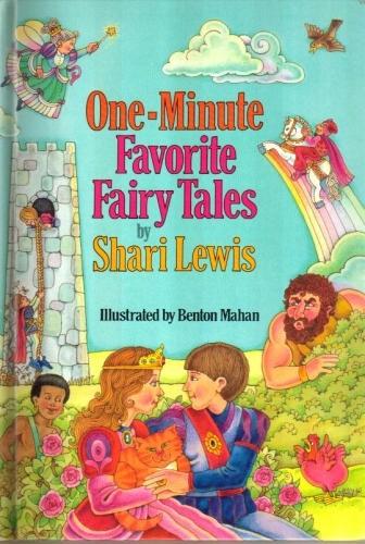 Okładka książki One-Minute Favourite Fairy Tales