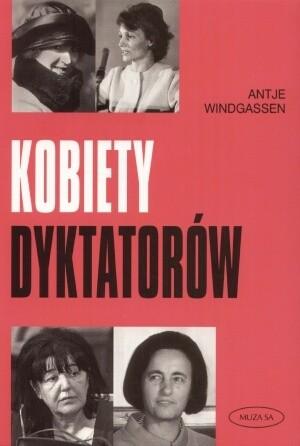 Okładka książki Kobiety dyktatorów