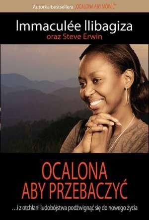 Okładka książki Ocalona aby przebaczyć