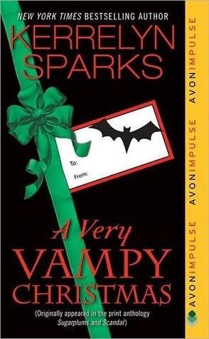 Okładka książki A Very Vampy Christmas