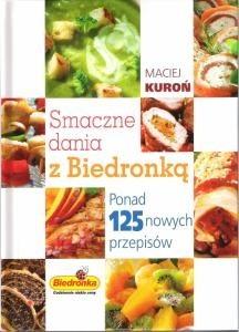 Okładka książki Smaczne dania z Biedronką
