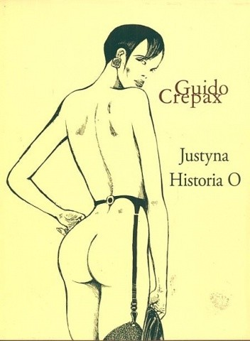 Okładka książki Justyna. Historia O.