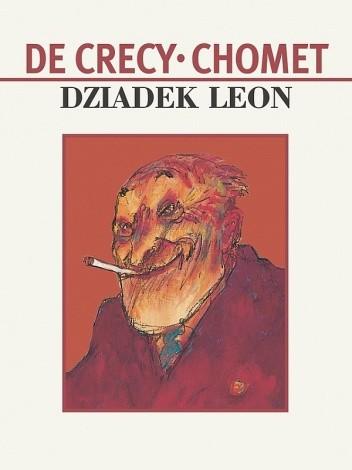 Okładka książki Dziadek Leon