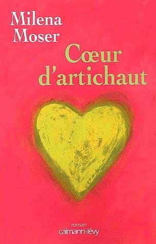 Okładka książki Coeur d'artichaut