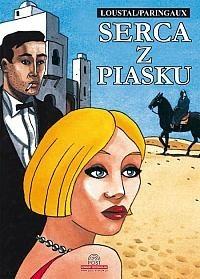 Okładka książki Serca z piasku