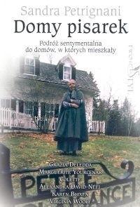 Okładka książki Domy pisarek