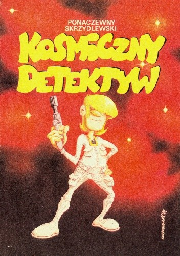 Okładka książki Kosmiczny detektyw
