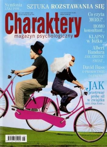 Okładka książki Charaktery, nr 6 (149) / czerwiec 2009