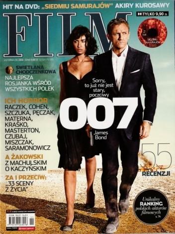 Okładka książki Film, listopad (11) 2008