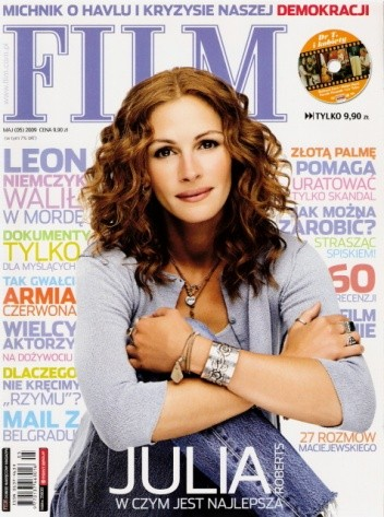 Okładka książki Film, maj (05) 2009