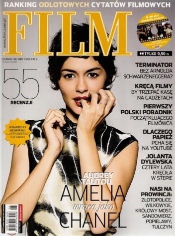 Okładka książki Film, czerwiec (06) 2009