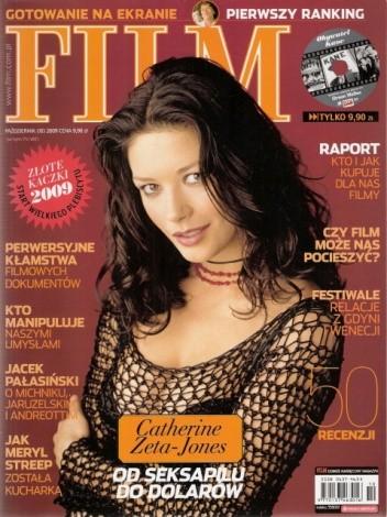 Okładka książki Film, październik (10) 2009