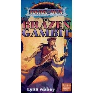 Okładka książki The Brazen Gambit