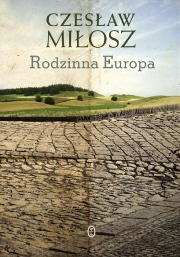 Okładka książki Rodzinna Europa