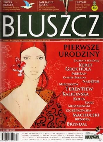 Okładka książki Bluszcz, nr 13 / październik 2009