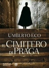 Okładka książki Il cimitero di Praga