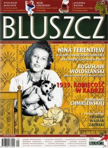 Okładka książki Bluszcz, nr 12 / wrzesień 2009