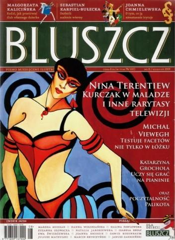 Okładka książki Bluszcz, nr 11 / sierpień 2009