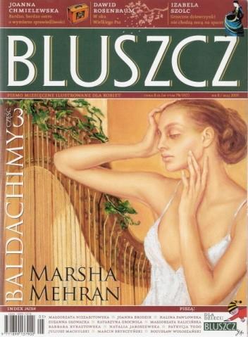Okładka książki Bluszcz, nr 8 / maj 2009