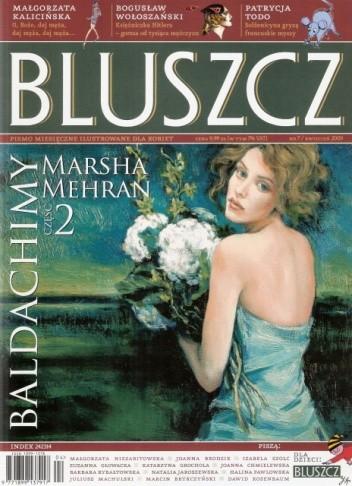Okładka książki Bluszcz, nr 7 / kwiecień 2009