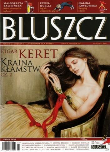 Okładka książki Bluszcz, nr 5 / luty 2009