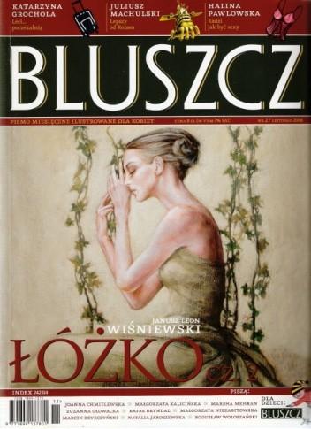 Okładka książki Bluszcz, nr 2 / listopad 2008