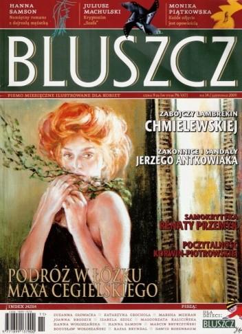 Okładka książki Bluszcz, nr 14 / listopad 2009