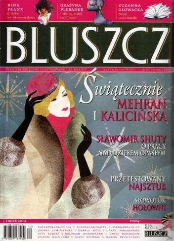 Okładka książki Bluszcz, nr 15 / grudzień 2009