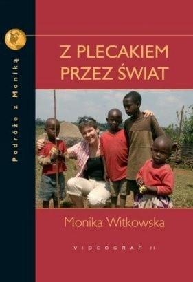 Okładka książki Z plecakiem przez świat