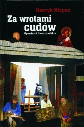 Okładka książki Za wrotami cudów - opowieści bieszczadzkie