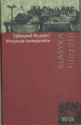 Okładka książki Medytacje kartezjańskie. Wprowadzenie do fenomenologii