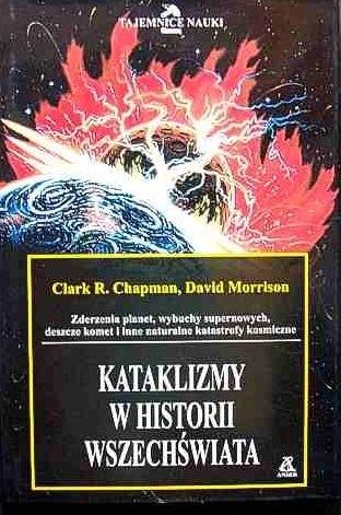 Okładka książki Kataklizmy w historii Wszechświata