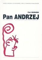 Okładka książki Pan Andrzej