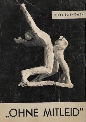 Okładka książki Ohne Mitleid. Dziecko w systemie hitlerowskim
